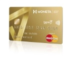 MONETA Money Bank MONETA MoneyCard Gold