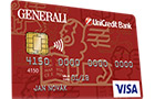 UniCredit Bank - Visa Generali